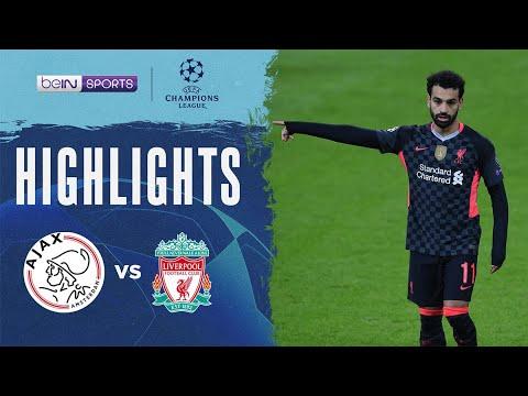 Ajax 0 1 Liverpool Champions League 20 21 Match Highlights Flipboard