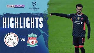 Ajax 0-1 Liverpool | Champions League 20/21 Match Highlights
