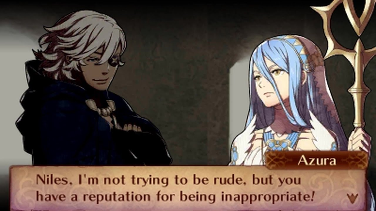 How To Build Support In Fire Emblem Conquest