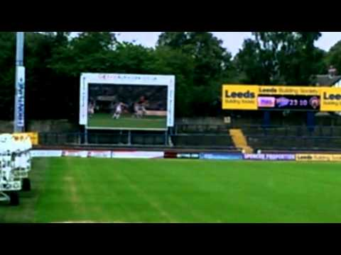 Leeds Rhinos the Hurting is Over