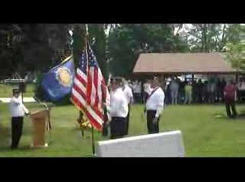 Blogs For Borders Memorial Day 2007 - YouTube