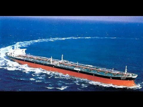 Longest ship ever built the seawise giant youtube for Classifica yacht piu grandi del mondo