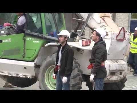 Sarens Kazakhstan OOG Transportation Atyrau   Tengiz 2