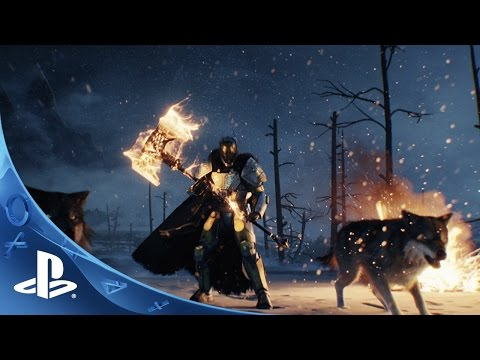 Destiny: Rise of Iron - Official Reveal Trailer | PS4