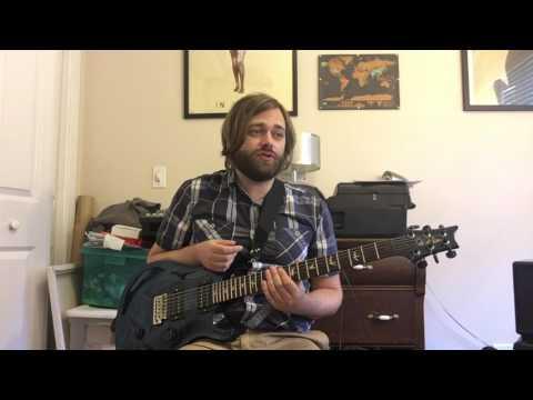 Nirvana - Anorexorcist Guitar Lesson