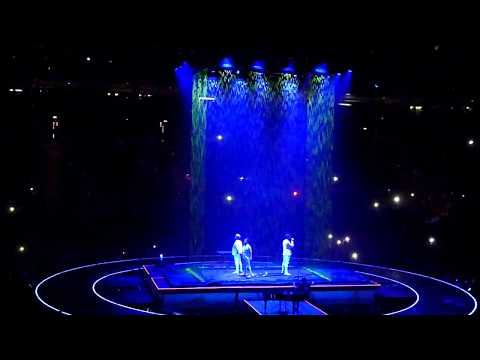 Take That - The Flood - O2 Arena, London - June 2017.