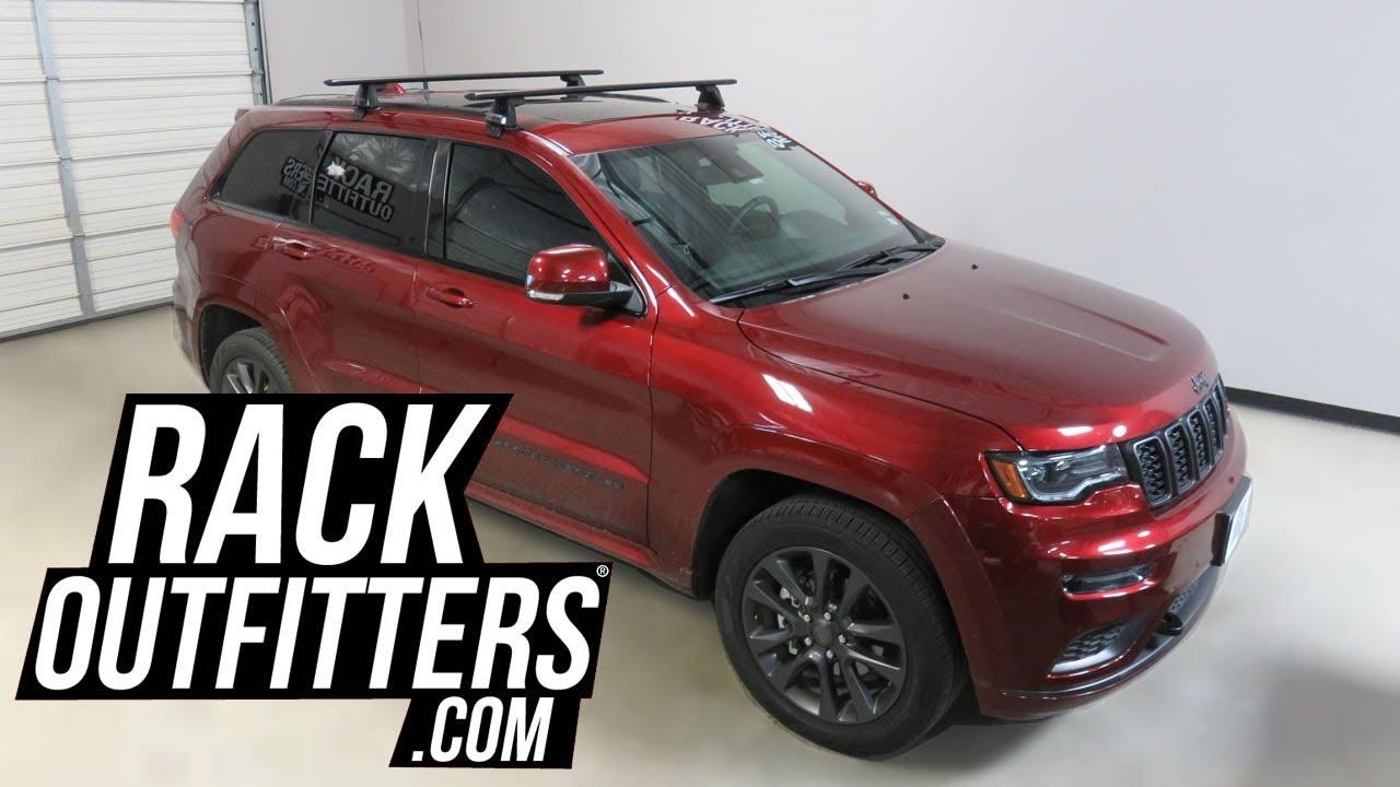 2017 Jeep Grand Cherokee Altitude Roof Rack