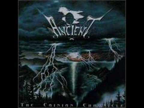 Ancient - The Pagan Cycle