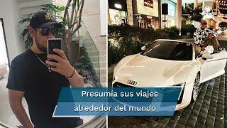 Juan Ríos Rebollo, sobrino del exdiputado federal Raúl Ríos Uribe, fue uno de los seis asesinados afuera del bar La Cantina 25. En sus redes sociales, presumía sus viajes y autos de lujo