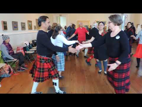 Royal Scottish Country Dance Society, December 2017