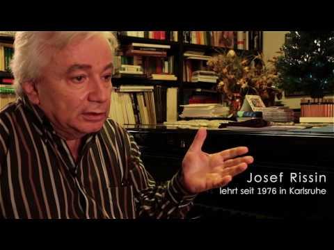 Prof. Josef Rissin - Ein Portrait