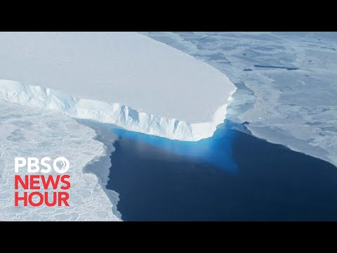 Visiting the most vulnerable place on Earth: the 'doomsday glacier'