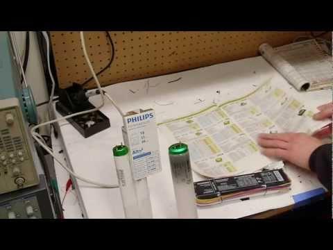Shop lighting upgrade:  T5 vs T8 fluorescent vs LED