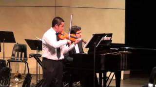 Concerto No. 3 in G Minor by Frederick Seitz.wmv