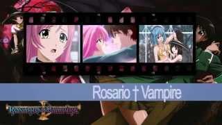 Rosario Vampire Melhores Momentos AnimesDigital
