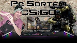 SORTEIO SETUP DE R$ 20.000,00 - É MUITO FPS!! CS:GO