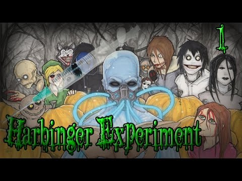 """The Harbinger Experiment"" by Zyon J"