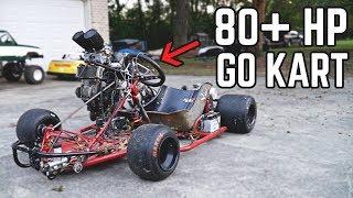 "900cc Ducati Kart Paddle Shifter Install | ""Death Ducarti"""