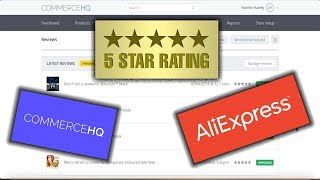 How To Import AliExpress Reviews To Commerce HQ - Review App