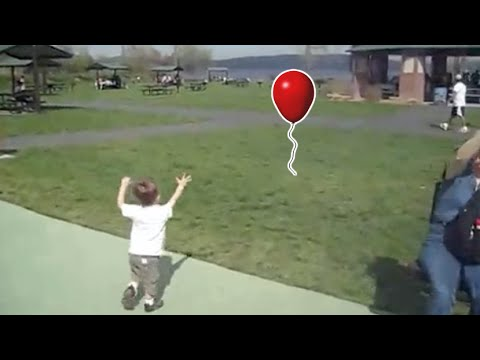 Kids Losing Balloons Supercut