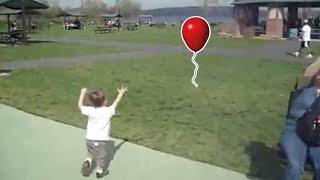 Kids Losing Balloons Supercut