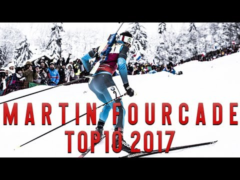 MARTIN FOURCADE - TOP10 2017 (MOMENTS MARQUANTS)