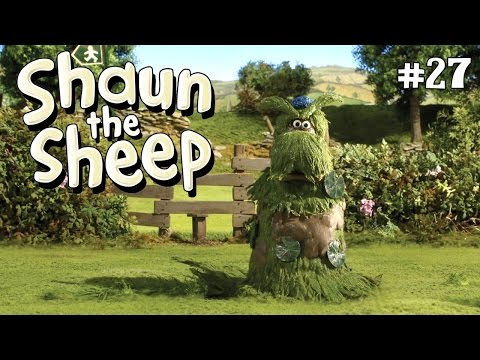 Shaun the Sheep - Monster Hijau [Bitzer From The Black Lagoon]