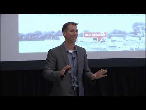 How To Perform Due Diligence On A Mobile Home Park - TMHA Speaker