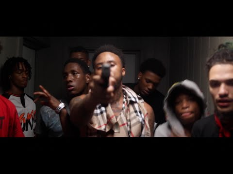Reggie Millz x Famo Ft King Crizzle - Steady Serving (Official Music Video) Shot By Kxnng
