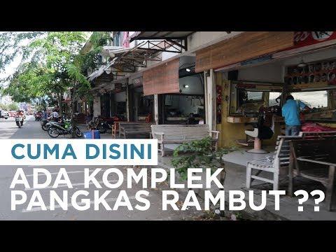 CHIEF MENGUAK KOMPLEKS PANGKAS DARI ACEH!