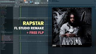 Polo G - RAPSTAR (Instrumental) + Free FLP Remake