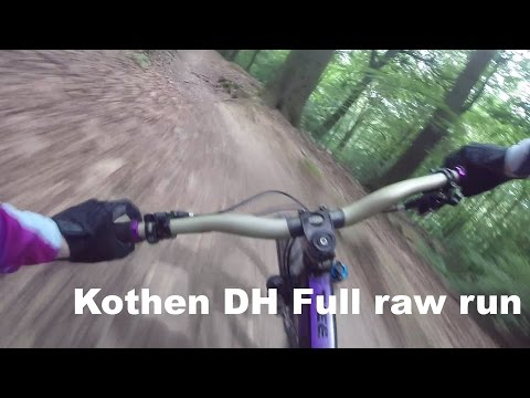Wuppertal Kothen DH full run raw