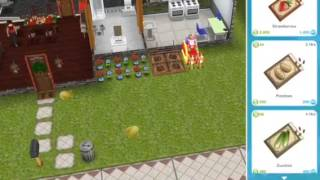 Sims Freeplay easy money Lp and Sp cheat