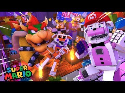 Super Funtime Freddy Odyssey- Minecraft FNAF Roleplay |