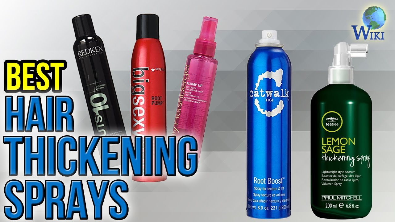 The best hair product for volume 6