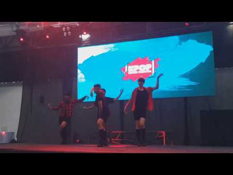 | ON STAGE | Peek-A-Boo (Red Velvet) BBoom BBoom (MOMOLAND) Black Dress (CLC) @ Guayaquil Experience