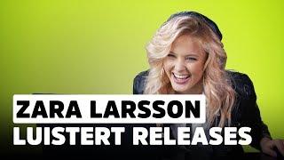 Zara Larsson heeft crush op Lil' Kleine | Release Reacties thumbnail