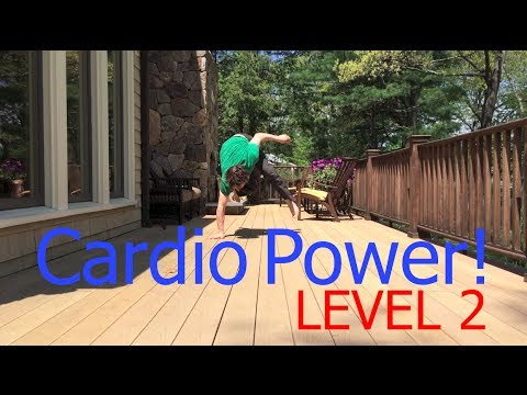 Yoga for Cardio! Level 2 with Mike Taylor