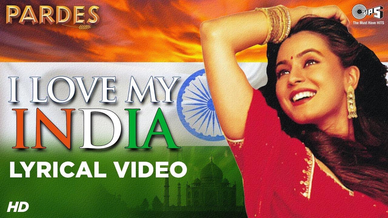 Hindi Movie Pardes Song
