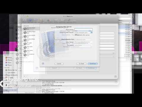 Mac/Apple Mail Set-Up