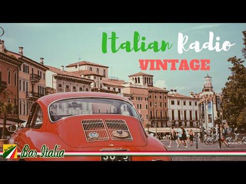 Italian Songs - Vintage Italian Radio