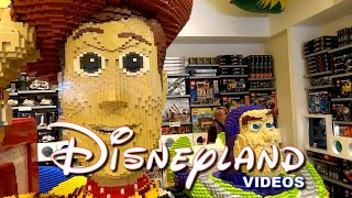 Lego Store au Disney Village - Disneyland Paris HD