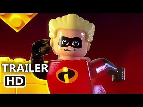 LEGO The Incredibles Official Trailer (2018)