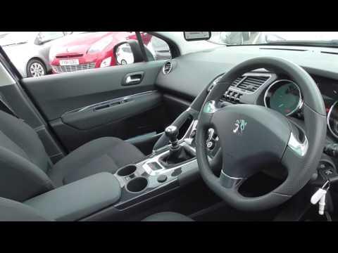Peugeot 3008 1.6 HDi 115 Allure 5dr U33915