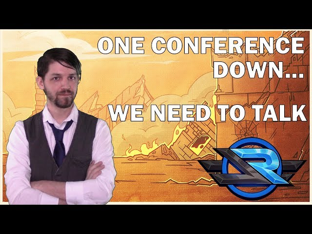 E3 has begun for us at home | We need to have a conversation
