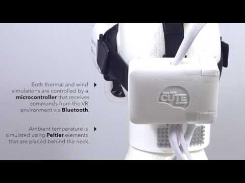 Ambiotherm: Enhancing Sense of Presence in Virtual Reality by Simulating Real-World ...