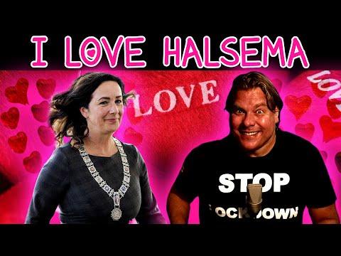 I LOVE HALSEMA - DE JENSEN SHOW #169