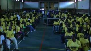 Julius Malema Confrence at Polokwane part2