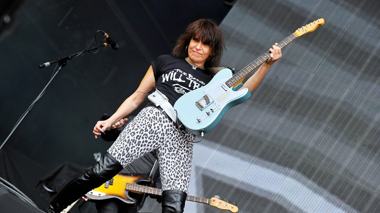 chrissie hynde angel of the morning