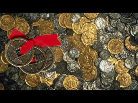 49   Китайские монетки счастья Фэн Шуй